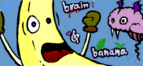brain_and_banana